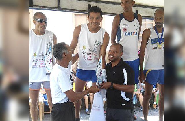 Atleta capelinhense perde apenas para corredor do Cruzeiro e é segundo lugar em maratona de Diamantina