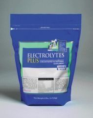 Electrolytes Plus Bag For Calves, Foals, & Horses, 6 Lb by Milk Products Inc. $17.23. Size: 6 Pound. Electrolyte and energy supplement for calves; horses & foals; sheep & lambs; goats & kids; llamas, alpacas & crias; fawns. Mix one enclosed cup (6 ounces) of dry powder into 2 quarts of lukewarm to warm water. Feed as directed on label for each individual