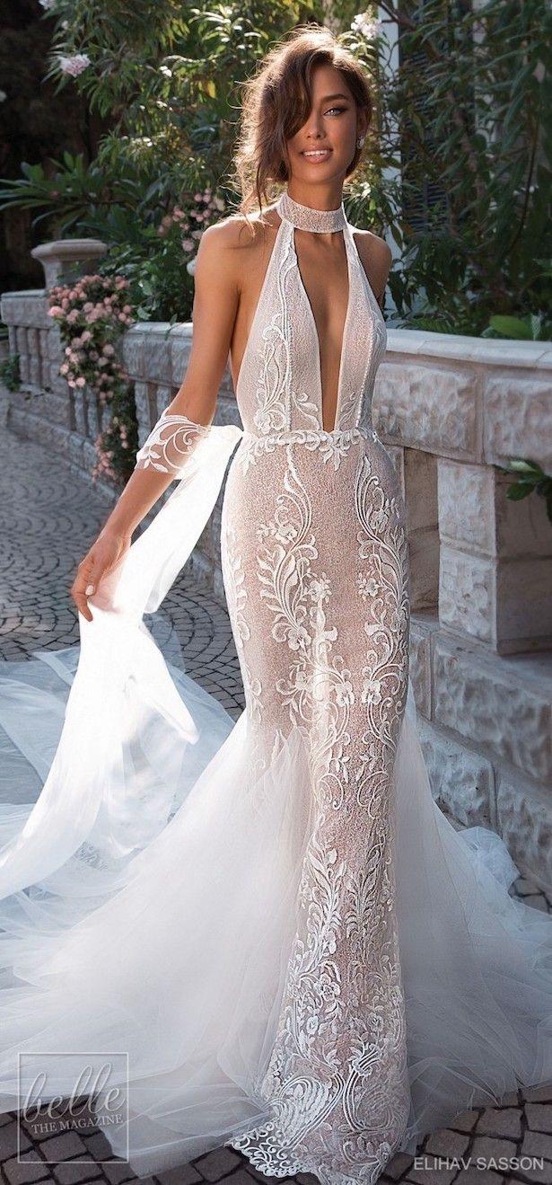 Pin On Wedding Dresses [ 1319 x 615 Pixel ]