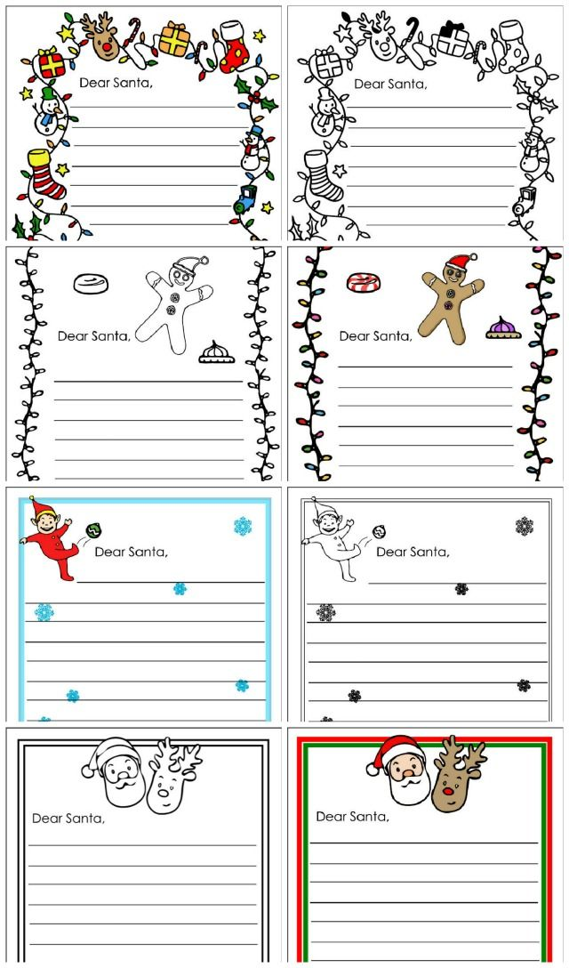 The 25+ best ideas about Write To Santa on Pinterest Help wanted - encouragement letter template