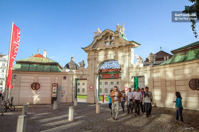 Vienna Old Town Highlights Half-Day Tour