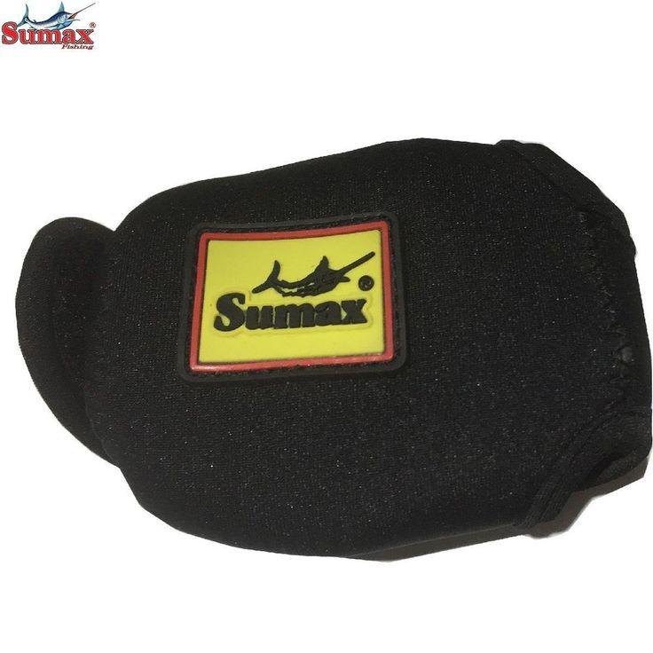Capa Protetora De Carretilha Perfil Baixo Neoprene - Sumax