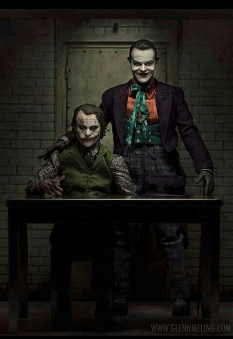 THE JOKER. First it was Jack Nicholson, then Heath Ledger.., can there be another to do this character justice?