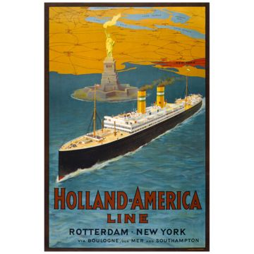 Holland by boat