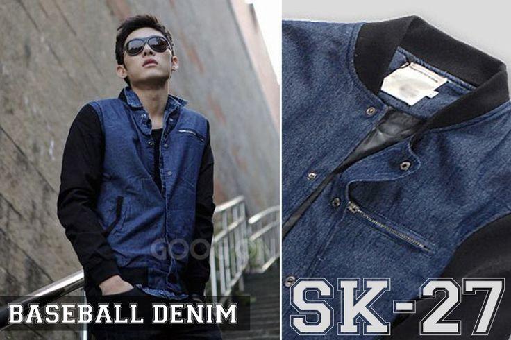 Jaket Korean Style (SK-27)