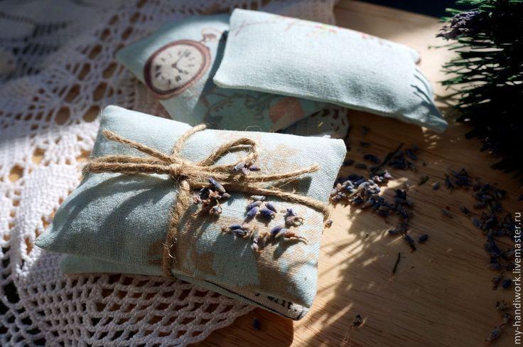 """Купить Саше """"Старые письма"""" - саше, саше с лавандой, саше ароматическое, ароматерапия, ароматный подарок"""