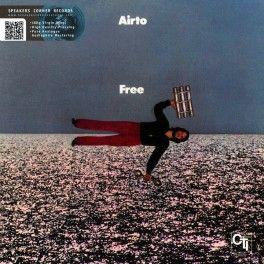 Airto+Moreira+Free+LP+180+Gram+Audiophile+Vinyl+CTI+Speakers+Corner+Gatefold+Pallas+Germany+2016+EU+-+Vinyl+Gourmet