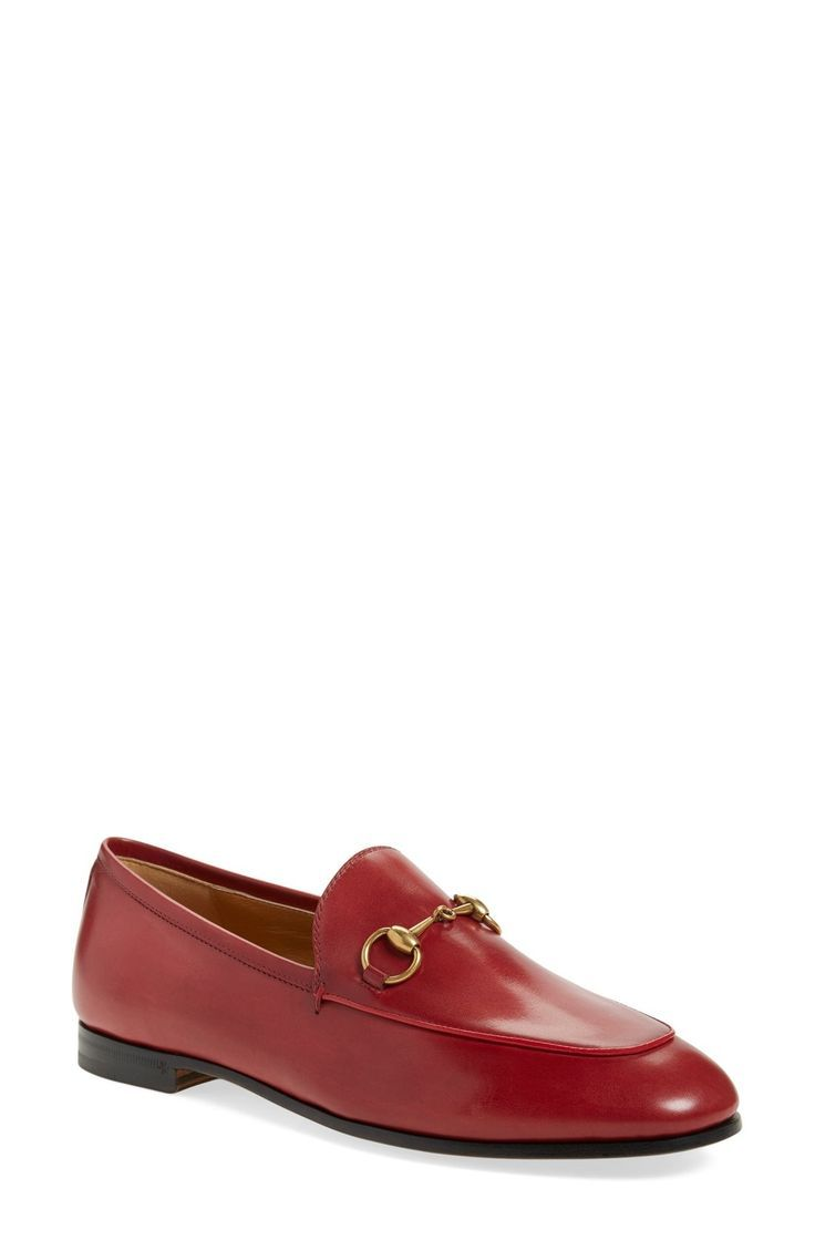 a7a285bbbf Gucci Jordaan GG canvas loafer in 2019 | Gucci Jordaan Loafer