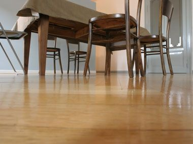48 best wd 40 it images on pinterest wd 40 diy for Hardwood floors too shiny