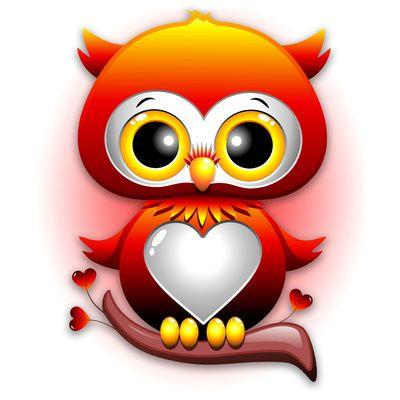 Owl-Love-Heart-Cartoon_Print