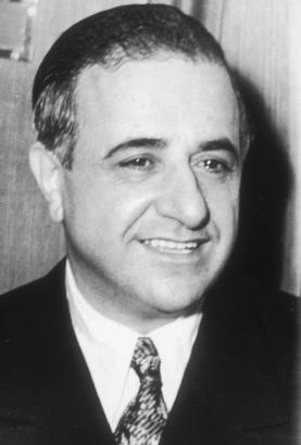 "Once known as the ""Lord High Executioner"" of Murder, Inc. and head of the Gambino Family, Albert Anastasia was one of the most feared bosses in the New York Mafia. Originally from Italy, he allegedly controlled a fierce racketeering business along the New York City waterfront for years."