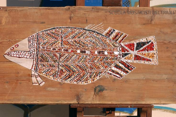Scuola Mosaicisti del Friuli, Spilimbergo, Italy- Mosaic School, Mosaics