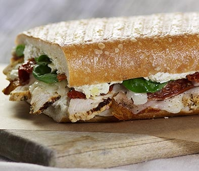 Check out Toasty Ciabatta Chicken, runner-up in the Panera Sandwich Showdown!