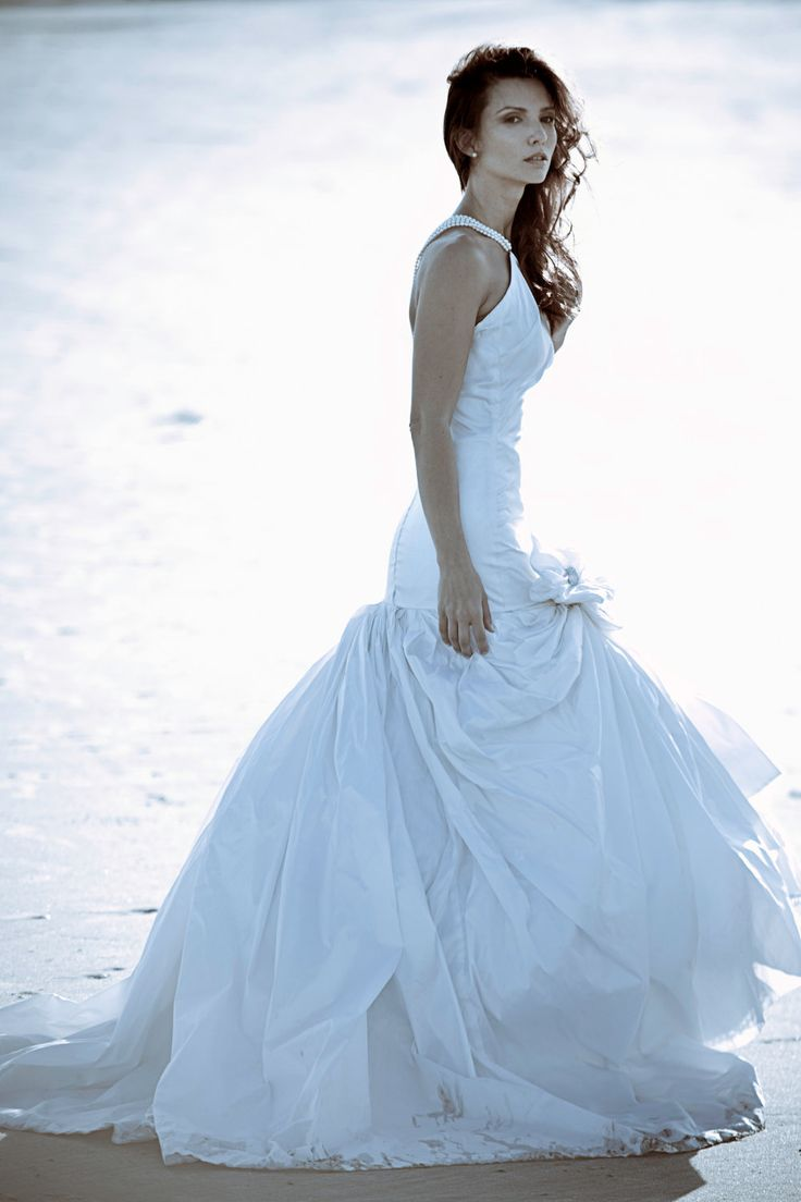 Charleston wedding dress designer wedding dress by ALENAFEDE