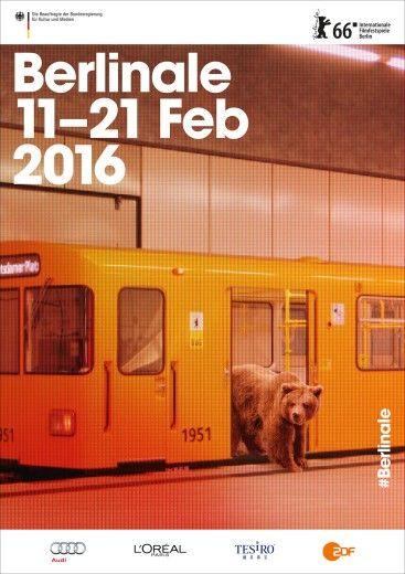 | Berlinale | Presse | Pressemitteilungen | Alle Pressemitteilungen - Festivalplakat zur Berlinale 2016
