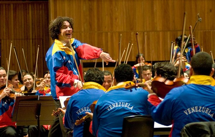The Simón Bolívar Symphony Orchestra with Gustavo Dudamel – live stream   Music   guardian.co.uk
