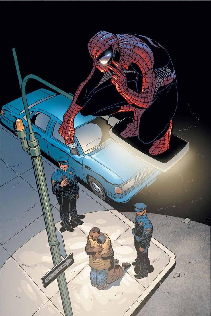 Comic Book Artist: John Romita Jr. | Abduzeedo Design Inspiration & Tutorials