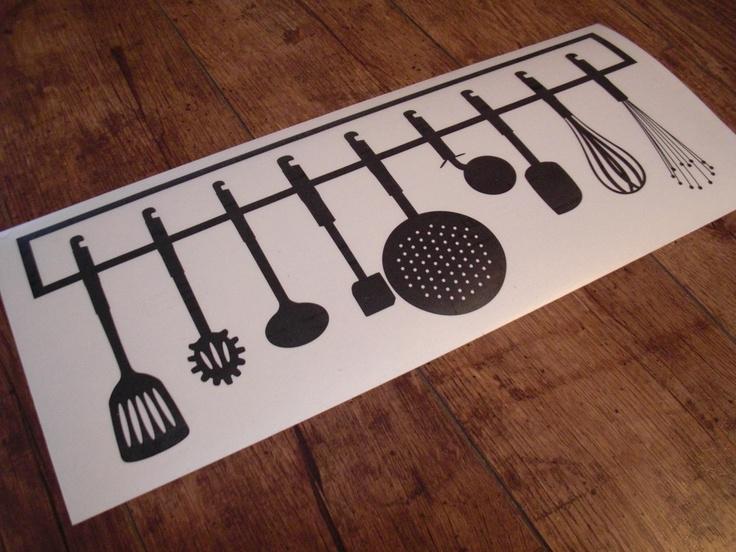 29 best images about mi futura cocina on pinterest - Vinilos de cocina ...