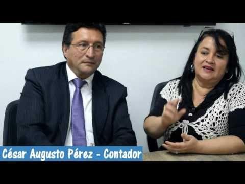 Entrevista No. 7: Contador Público _ César Augusto Pérez