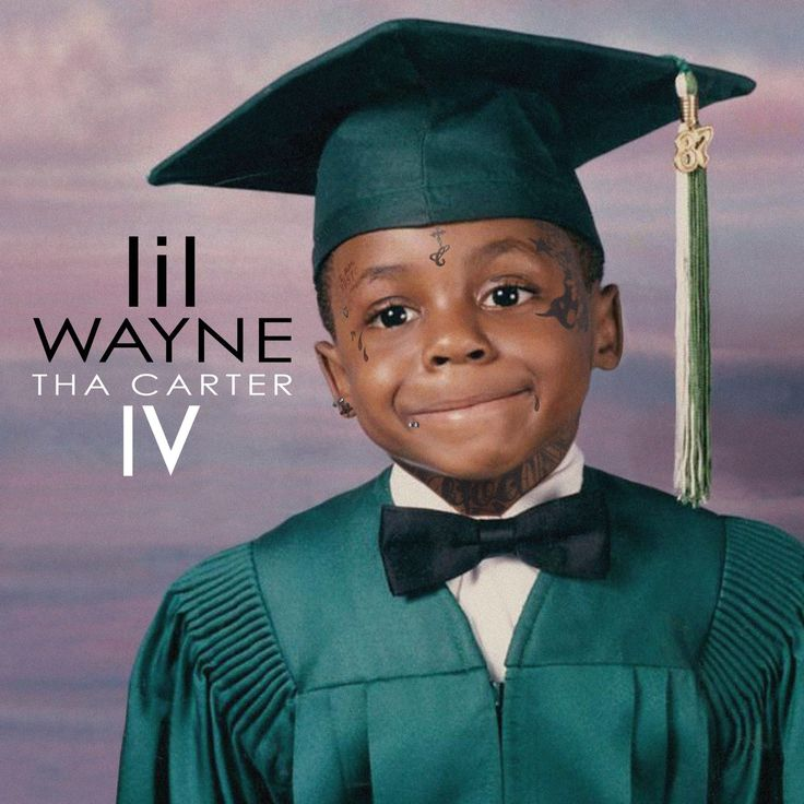 Lil Wayne - The Carter IV on 2LP