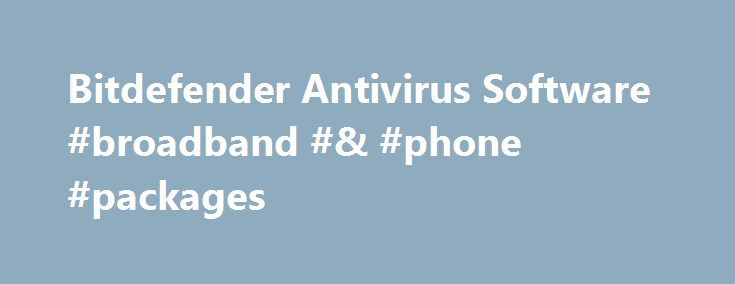 "Bitdefender Antivirus Software #broadband #& #phone #packages http://broadband.remmont.com/bitdefender-antivirus-software-broadband-phone-packages/  #best internet provider # Do your thing, protected Bitdefender named ""VISIONARY"" in Endpoint Protection Platforms by Gartner Meet the future of security business security TRUSTED TO BE AHEAD Innovation and a deep passion for security stand at the heart of Bitdefender We are led by a vision to be the most trusted cybersecurity technology provider…"