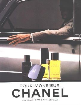 Chanel Pour Monsieur by Chanel (1983).