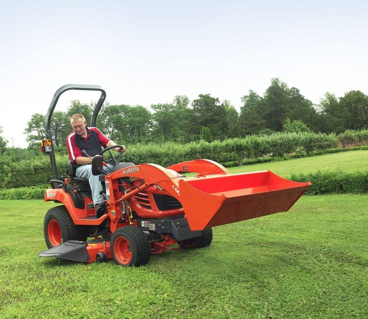 Kubota's B2530 compact tractor has been chosen as the ideal groundcare solution for the world-famous Royal Botanical Gardens, Kew, following...