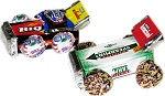 Candy Bar Race Cars