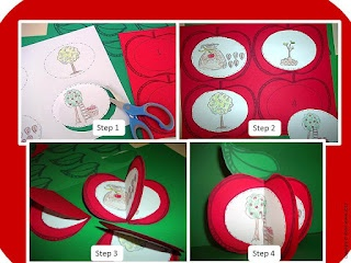 Johnny Appleseed craftApples Trees, Appleseed Crafts, Apples Crafts, Apples Craftivity, Appleseed Craftivity, Apple Crafts, Classroom Ideas, Johnny Appleseed, Apples Theme