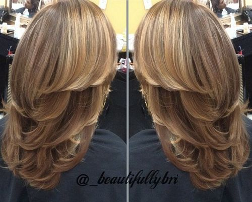 80 Cute Layered Hairstyles And Cuts For Long Hair