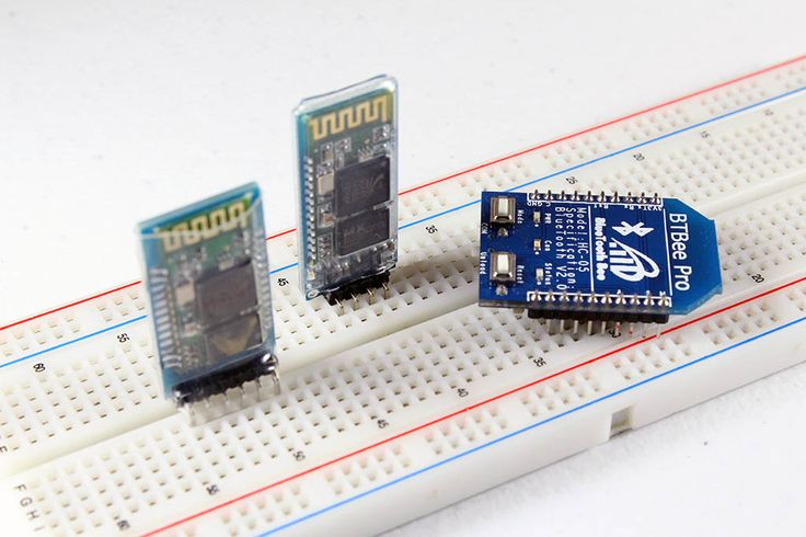 Los módulos bluetooth HC-05 y HC-06 son muy popular para aplicaciones con PIC y Arduino, aprende a configurarlos en este tutorial introductorio de bluetooth