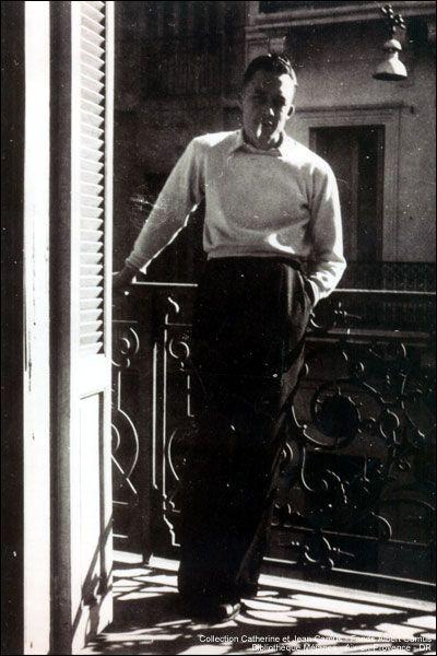 Albert Camus in Oran
