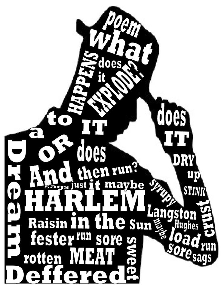 the imagery of langston hughess harlem essay Langston hughes essays - instead of having trouble about essay writing find the needed assistance here proposals, essays and academic papers of top quality discover key steps how to get a plagiarism free themed dissertation from a experienced provider.