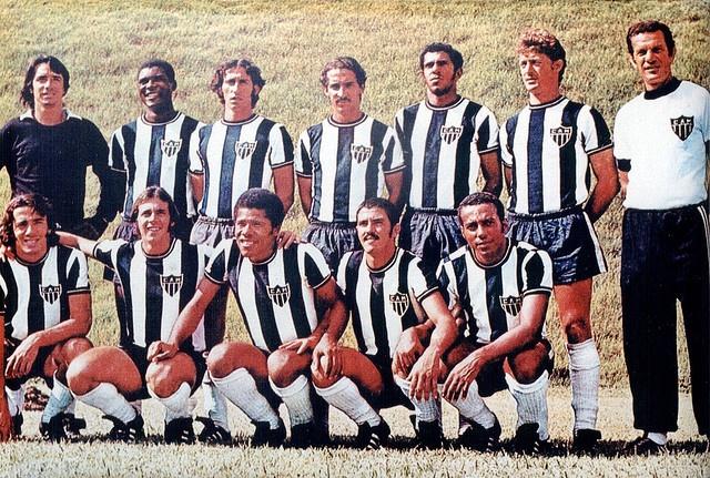 1971 - Campeon Brasileiro, Atletico Mineiro