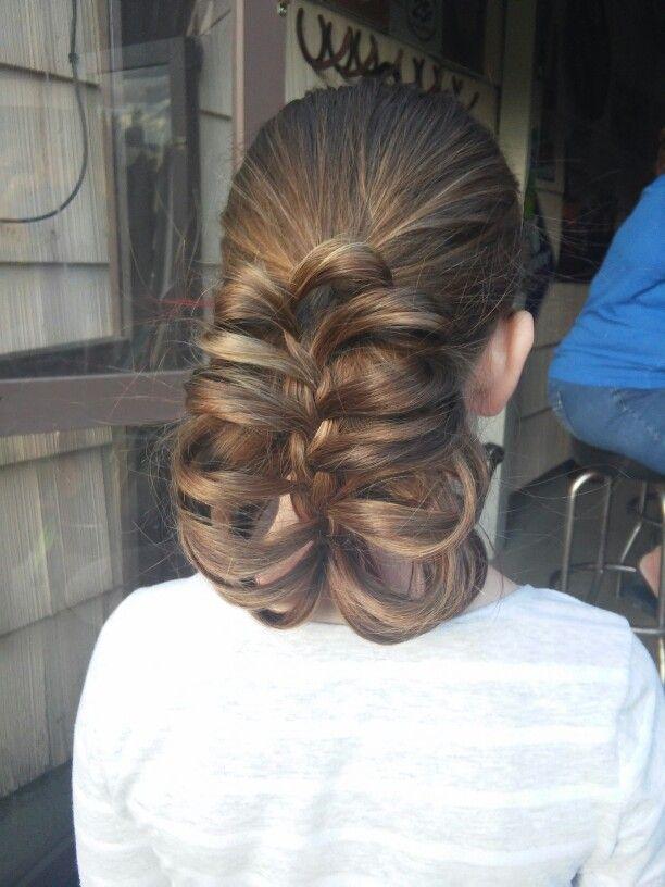 pencil braid long hair styles
