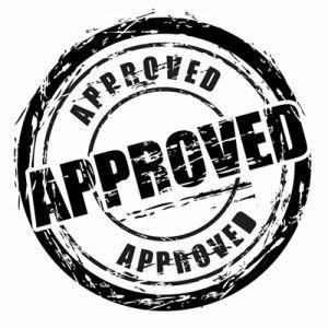 Approved Stamp Veer