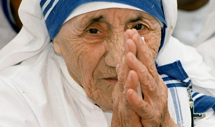 """Mother Teresa - """"Her life of loving service to the poor has inspired many to follow the same path. Her witness and message are cherished by those of every religion as a sign that 'God still loves the world today,"""" members of the Missionaries of Charity said in a statement after Mother Teresa's beatification was announced... ~  Franciscan Media"""
