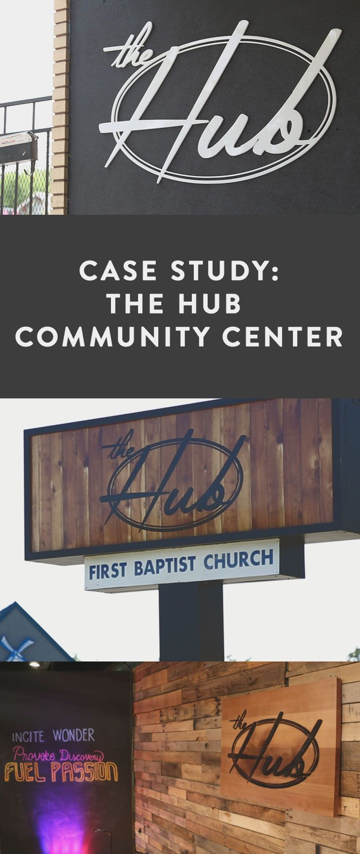 Case Study: The Hub Community Center