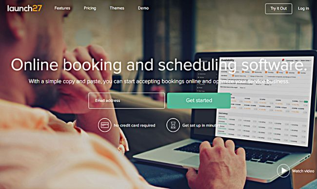 Launch27: Promising Online Appointment Scheduling Software