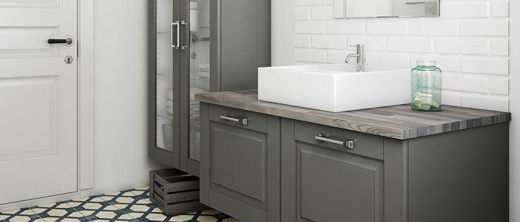 Gi et varmt og klassisk uttrykk til badet ditt med Ponte-bad. Hos Kvik er vi ikke bare kjøkkenleverandør. Kom innom og se vårt kule badsortiment.