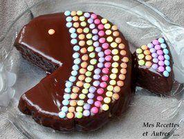Gâteau Poisson D'avril, D'anniversaire ...