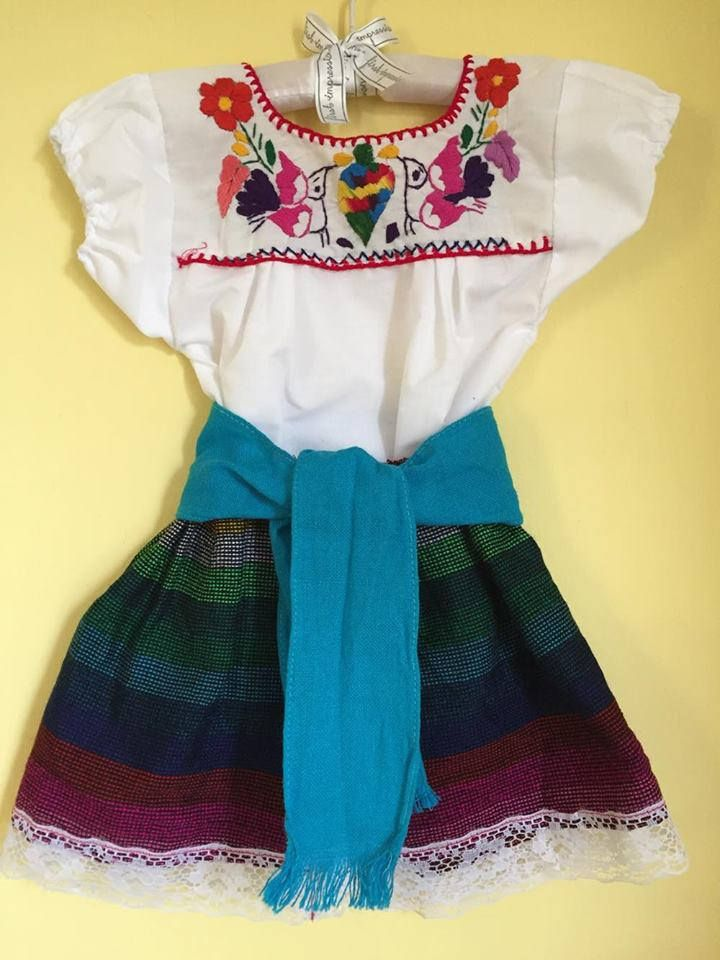37 best mexican clothing set images on Pinterest | Mexican fiesta ...