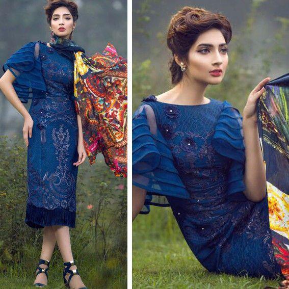 Pakistani Kameez Salwar Indian Designer Suit Bollywood Ethnic Party Wear Dress #Handmade #SalwarKameezSuit