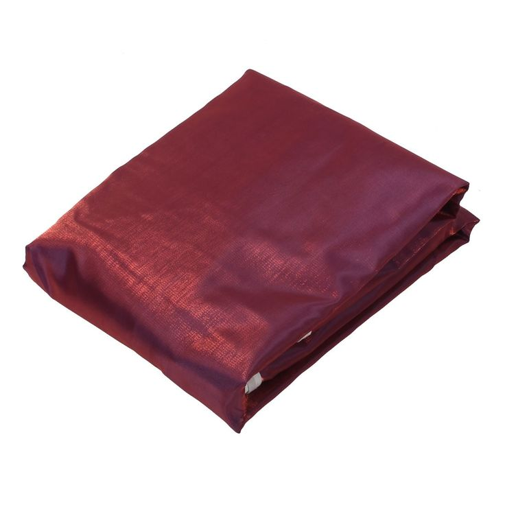 Unique BargainsAnti Ultraviolet Dust Shell Cover Burgundy (Red) for Clamshell-type Washing Machine