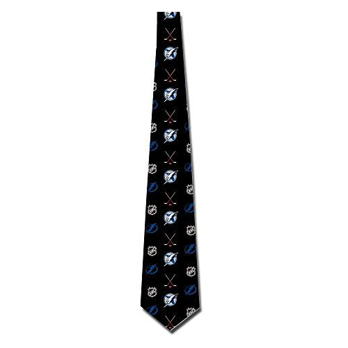 Tampa Bay Lightning Neckties