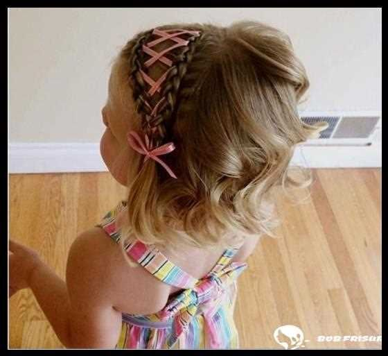 35 Adorable Little Girl Hairstyles to Try – # Hairstyle Boys
