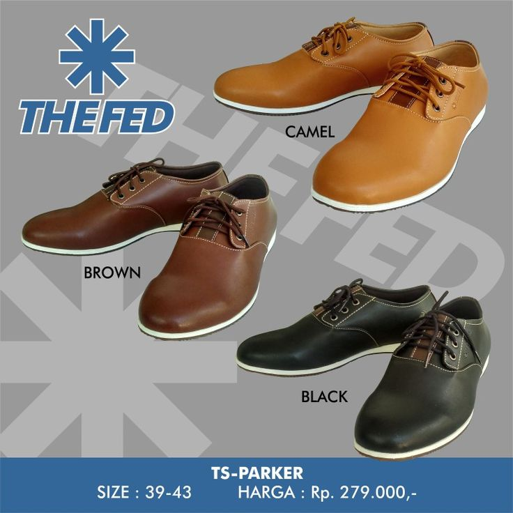 THE FED Footwear TS-PARKER  jujung@gmail.com