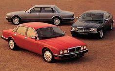Jaguar XJ40 (XJ6, Sovereign and ...?).