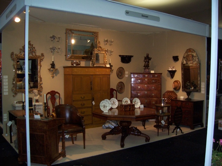 Our Stand at Battersea Decorative Fair, Sept 2010