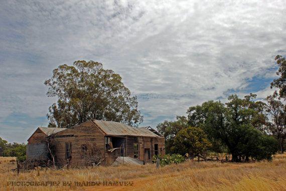 Abandoned Rand New South Wales Australia